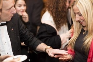 Hire Close up Corporate Magician Magic OZ