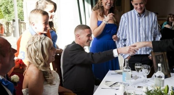 Wedding Magician Hampshire Magic OZ