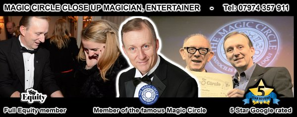 Magic OZ Magic Circle Magician Hampshire