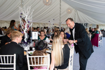 Magic OZ Hire Birthday Party Magician in Hampshire